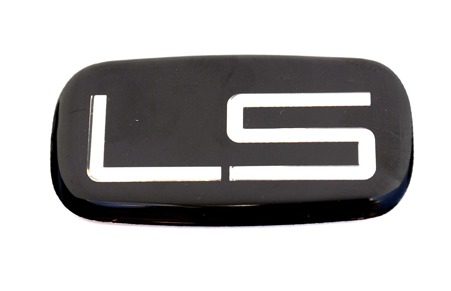 Aftermarket Compatible/Replacement for LS Emblem Chevrolet Silverado Tahoe Suburban Checkered Cab