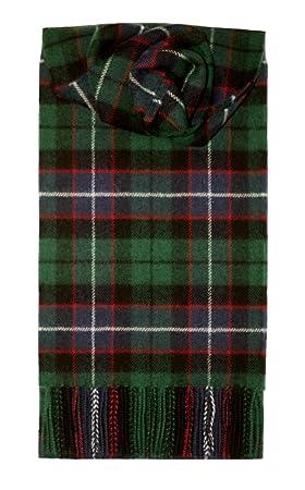 Mitchell Modern pure laine tartan clan écharpe