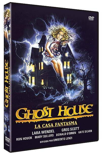 La casa fantasma [DVD]: Amazon.es: Lara Wendel, Greg Rhodes ...