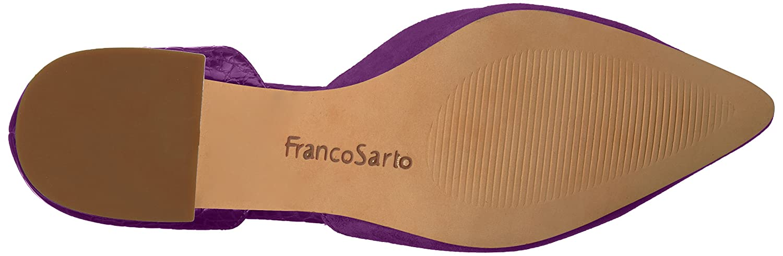 Franco Sarto Women's Caleigh Pump B06XS4PKBB 8 B(M) US|Grape