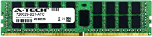 A-Tech 32GB Replacement for HP 728629-B21 - DDR4 2133MHz PC4-17000 ECC Registered RDIMM 2rx4 1.2v - Single Server Memory Ram Stick (728629-B21-ATC)