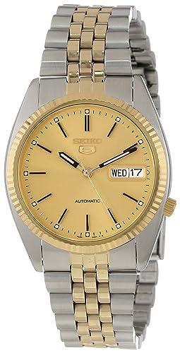 Seiko Watches SNXJ92 - Reloj de Pulsera Hombre, Color Plata: Amazon.es: Relojes