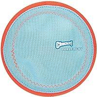 Chuckit Paraflight Frisbee Flottant/Planant Un Jouet Polyvalent pour Chien Taille L