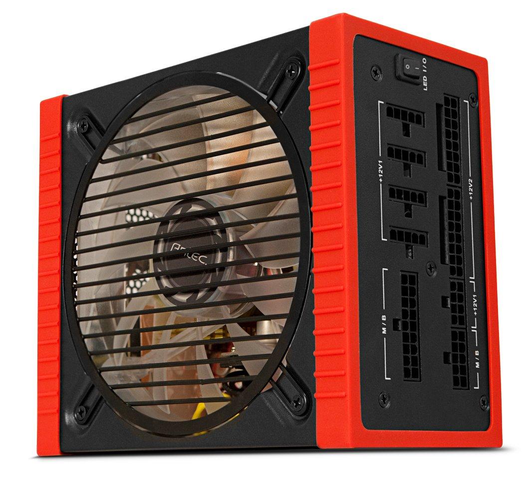 Antec 750W 80-PLUS Gold ATX12V/EPS12V 750 Power Supply 0-761345-25750-3 by Antec (Image #8)