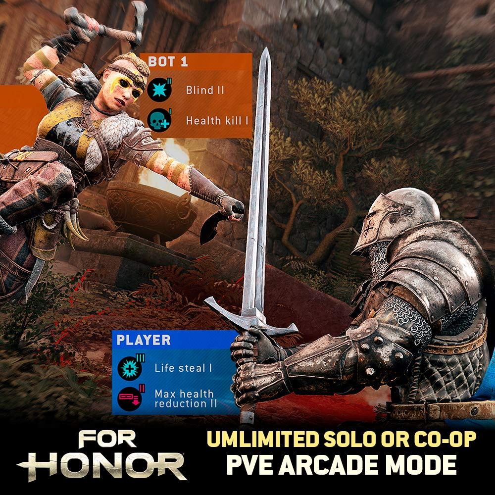 For Honor Complete Edition - Xbox One [Digital Code] by Ubisoft (Image #4)