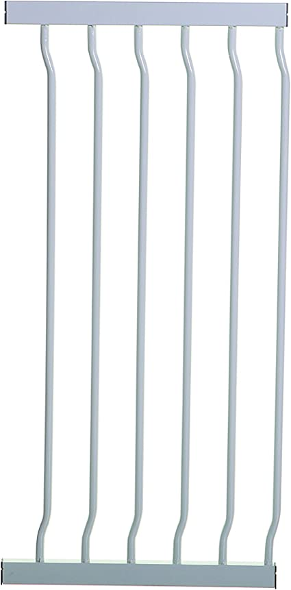 Dreambaby Liberty Tall Wide Gate Extension 36 cm, White