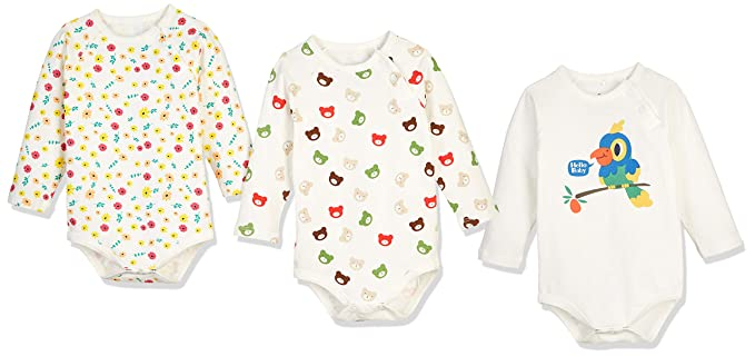 Girls' Clothing (newborn-5t) One-pieces Baby Girls 3-6 Months Sleep Vests High Quality