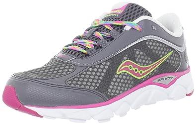b544cf15f1ce Saucony Girls Virrata Running Shoe (Little Kid Big Kid)