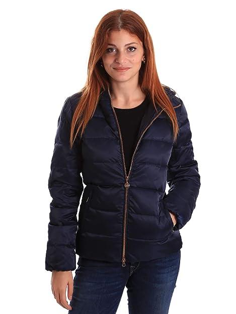 EA7 Emporio Armani Woman Woven Down Jacket 6ZTB09TN05Z-1554 ...