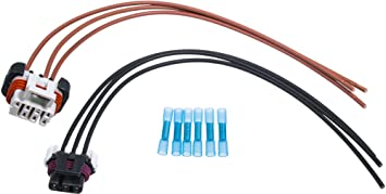 71xcpU gpxL._SX355_ amazon com apdty 133922 headlight & turn signal wiring harness Freightliner Trailer Plug Wiring at n-0.co
