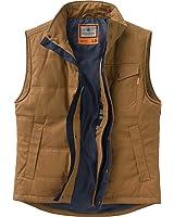 Legendary Whitetails Men's Bison Canvas Vest