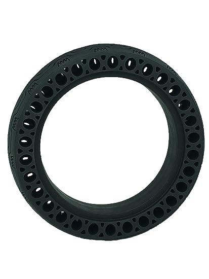 Amazon.com: Neumático de repuesto sólido de panal de abeja ...