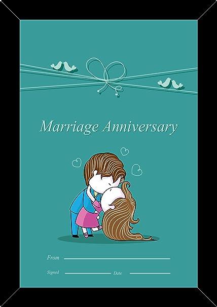 buy 100yellow gift certificates 4 u happy marriage anniversary