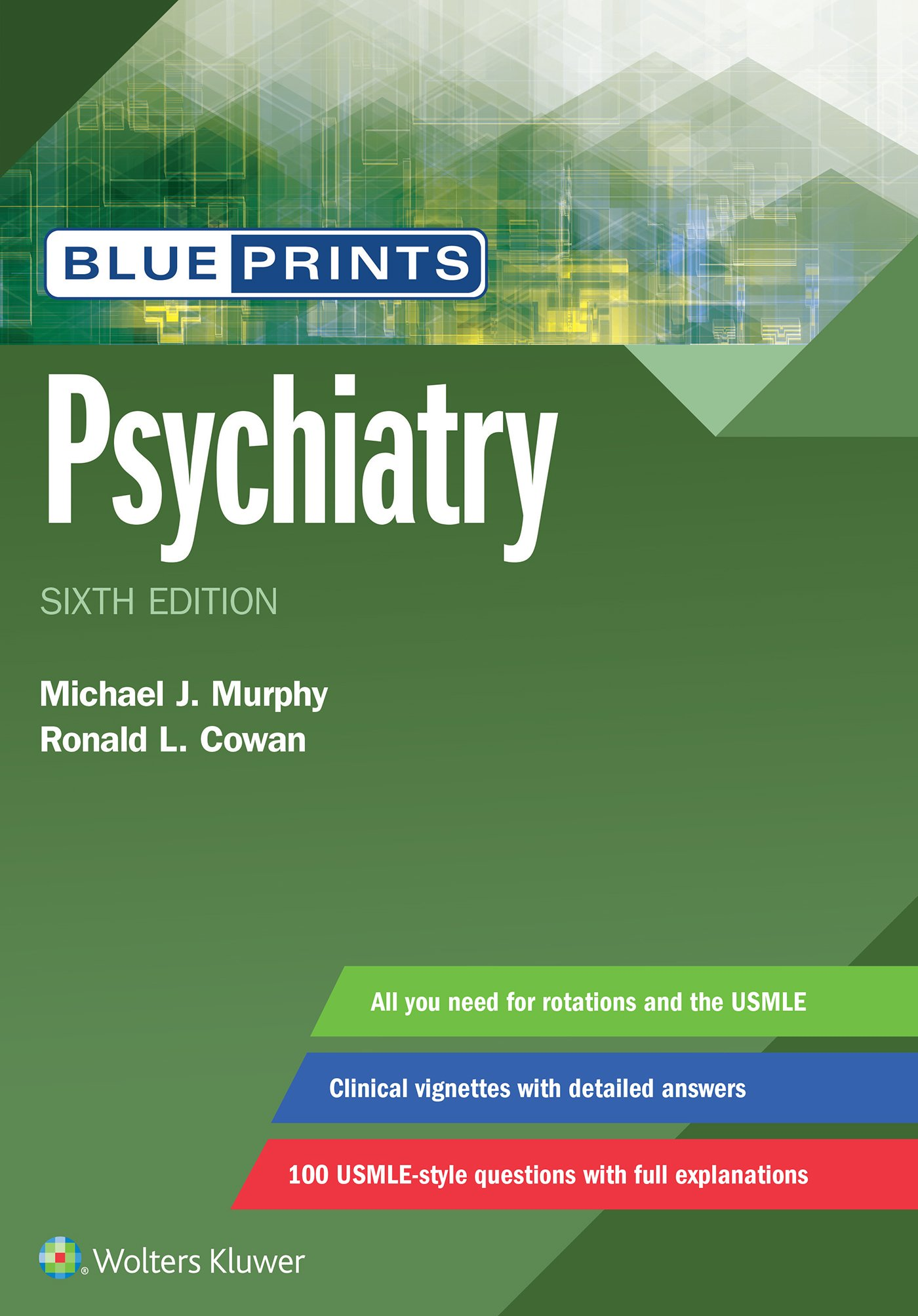 Blueprints Psychiatry Paperback – Aug 16 2018
