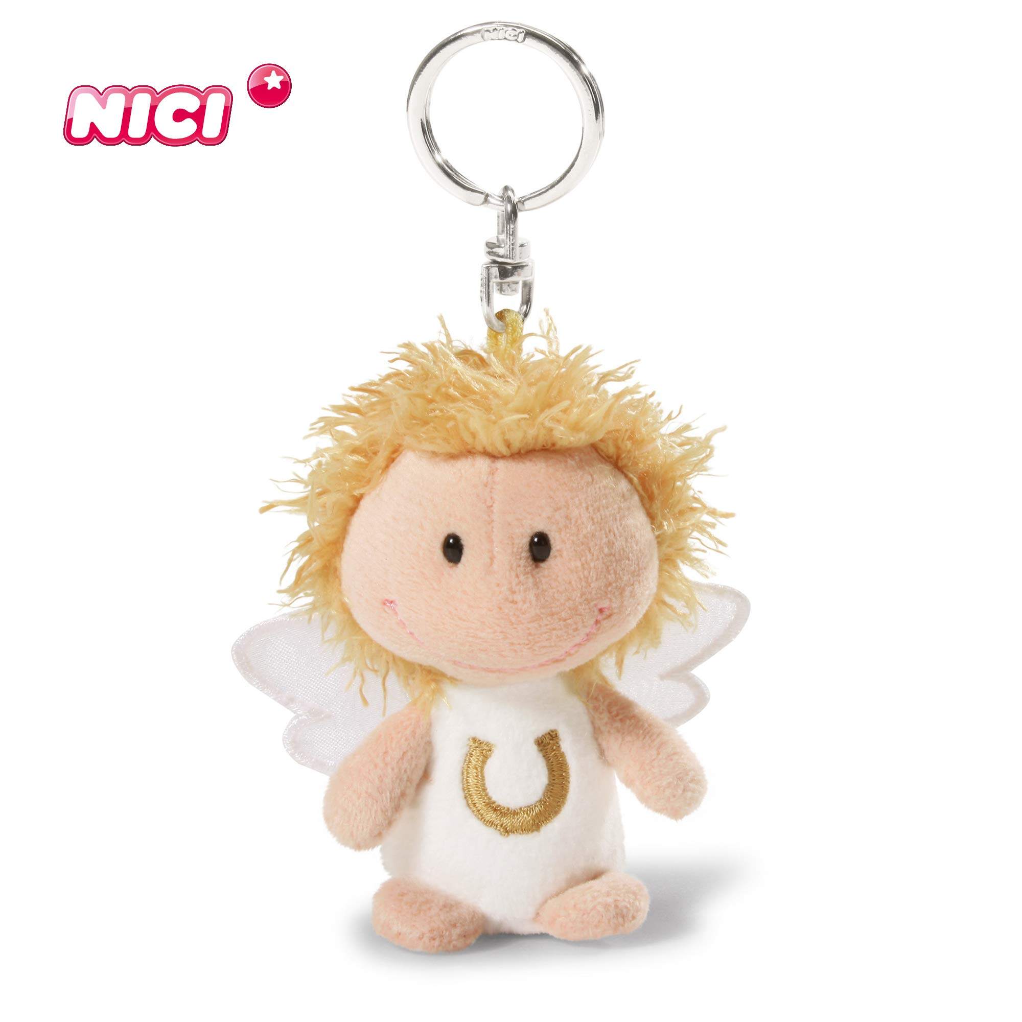 NICI Guardian Angel 'I'll Watch Over You' Keyholder (White)