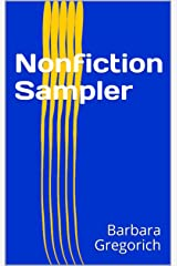 Nonfiction Sampler (Sampler Collection Book 4) Kindle Edition