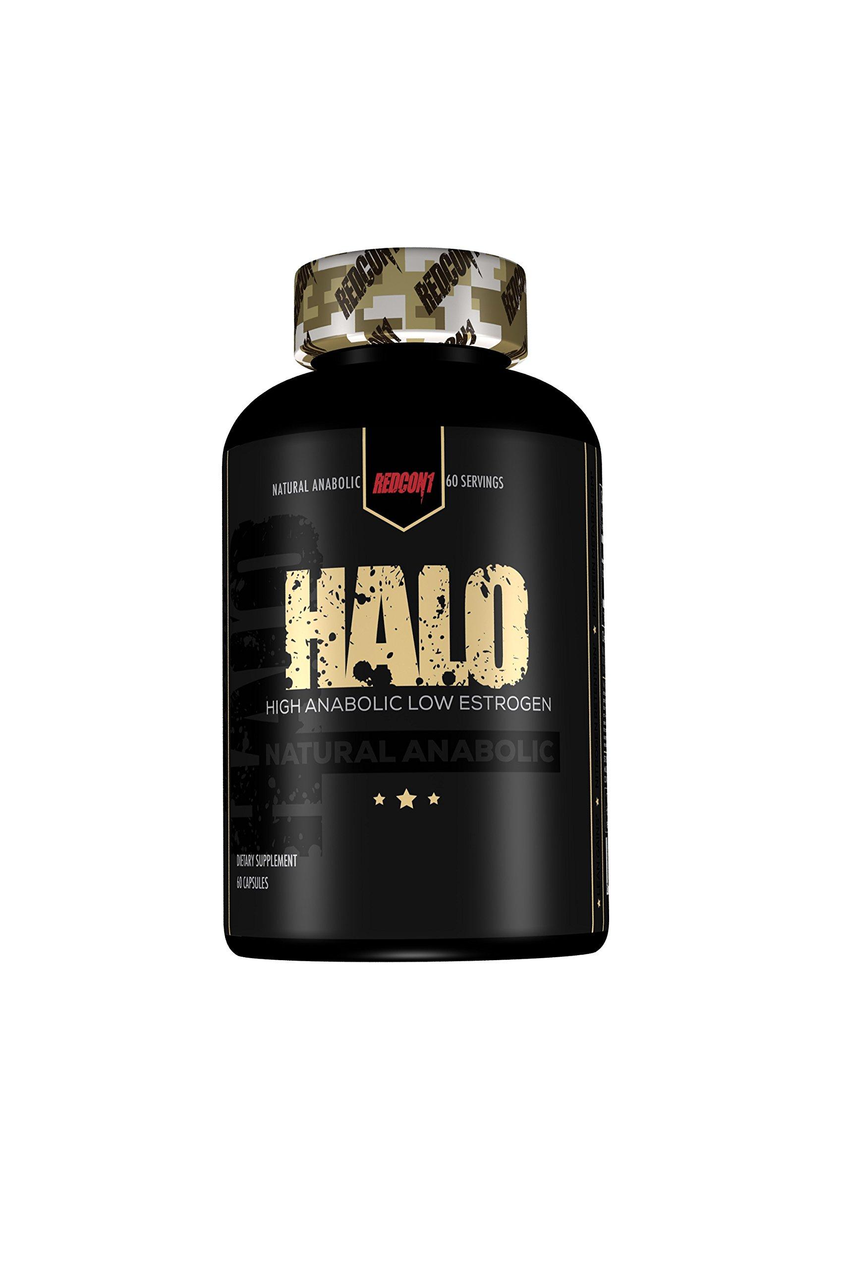 Halo - Natural Anabolic