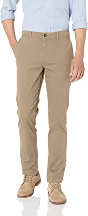 Amazon Essentials Skinny-fit Broken-in Chino Pant Hombre