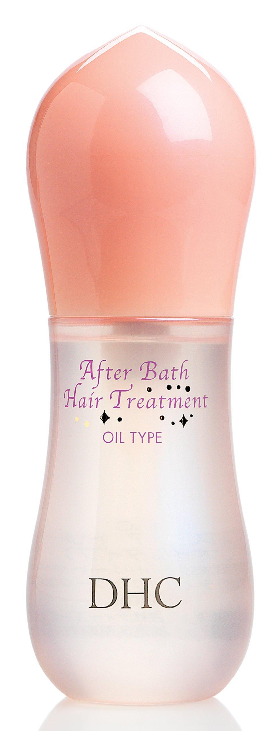 DHC After Bath Hair Treatment Oil, 3.3 oz.