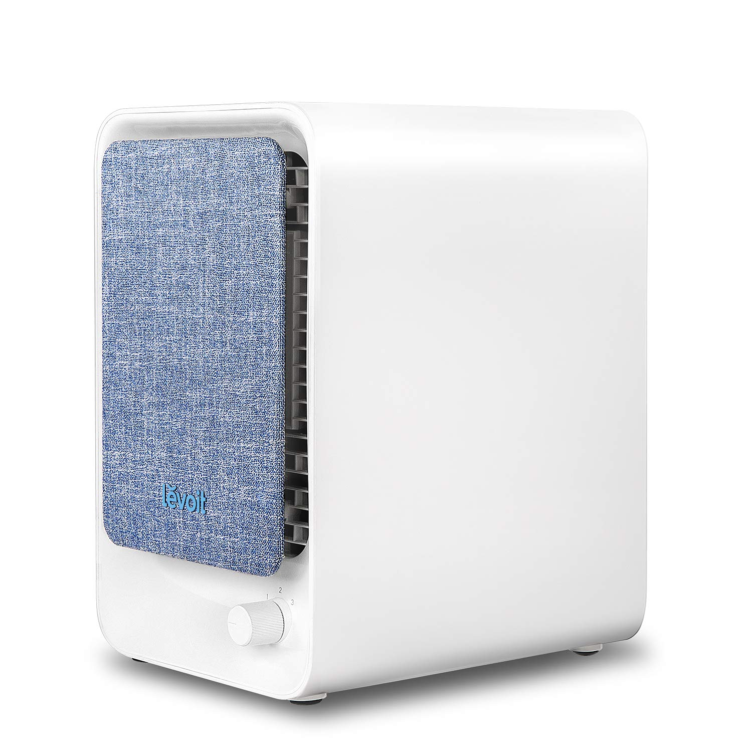 LEVOIT Air Purifier for Home with HEPA Filter, Compact Air Cleaner Purifiers for Allergies and Pets, Smokers,Pollen,Mold,Dust,Quiet Odor Eliminator for Bedroom,Small Room, LV-H126,2-Year Warranty