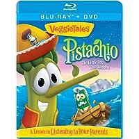 Veggie Tales: Pistachio [Blu-ray]