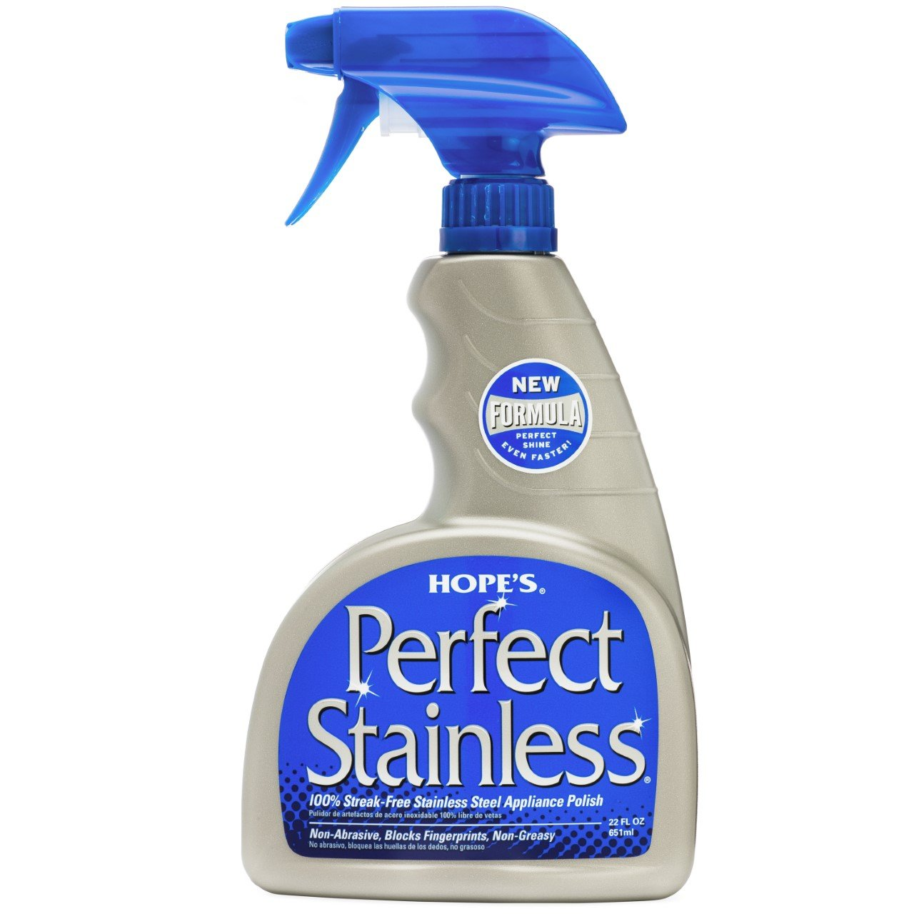Hope's Perfect Stainless Steel Polish, 22-Ounce, Case of 6 by HOPE'S