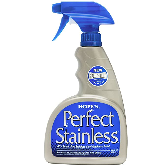 Amazon.com: Hopes Perfect Stainless Steel Polish, 22-Ounce, Case of 6: Arts, Crafts & Sewing