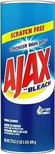Ajax All-Purpose Powder Cleaner With Bleach 21 oz