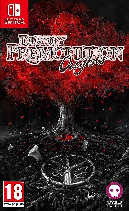 Deadly Premonition Origins - Standard Edition: Amazon.es: Videojuegos