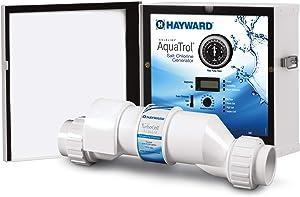 Hayward W3AQ-TROL-HP Pool Salt System, White