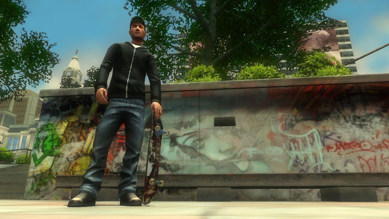 скачать shaun white skateboarding на ps3 - Prakard