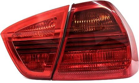 Red R/ückleuchten Folie Set Aufkleber T/önungsfolie Heckleuchten Passgenau zugeschnitten f/ür R/ückleuchte Selbstklebend Kfz Auto Zubeh/ör C059