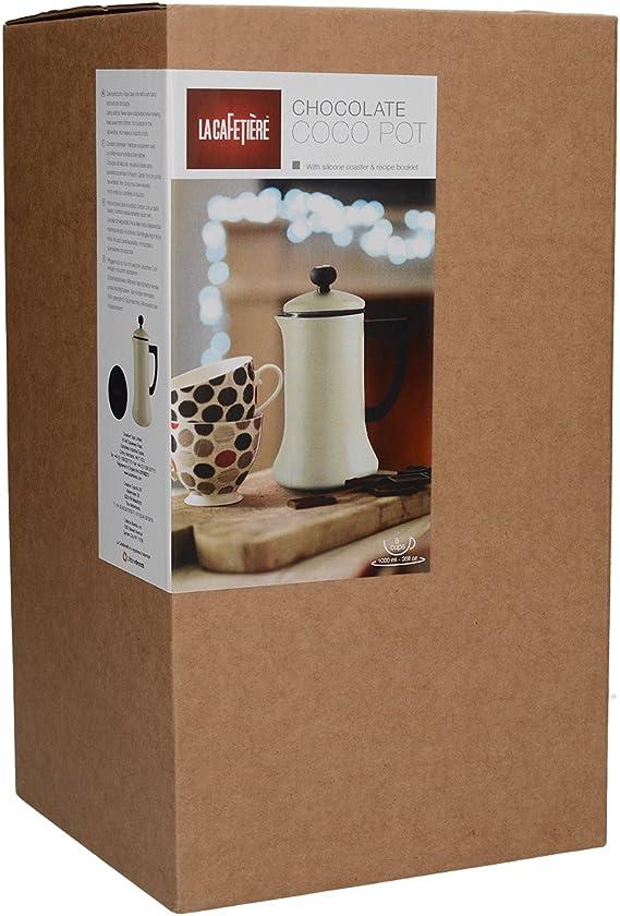 La Cafetiere CO000003 - Chocolatera (Crema de Color): Amazon.es: Hogar