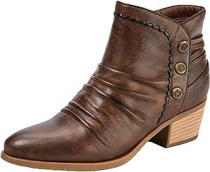 BareTraps Women's Bethany Ankle Boot