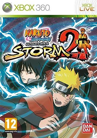 Naruto Shippuden: Ultimate Ninja Storm 2 (Xbox 360 ...