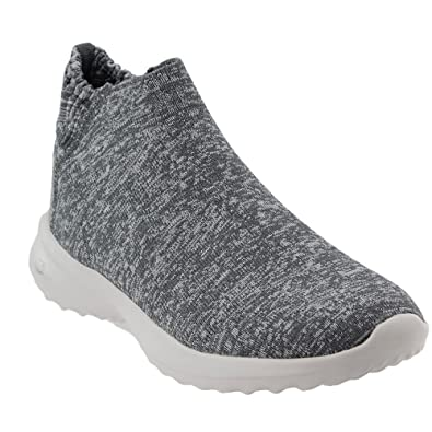 549477031f95 Skechers On The GO City 3.0 Sensible Womens Slip On Sneaker Bootie Gray 5.5