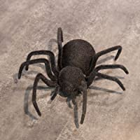 Juguetrónica Tarántula robótica, Color Negro (JUG0149)