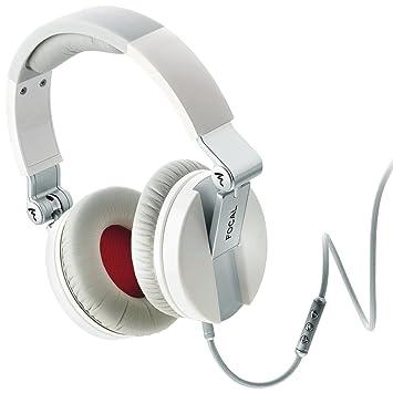 4bb4f982027 Focal Spirit One Headphones - White: Amazon.co.uk: Electronics