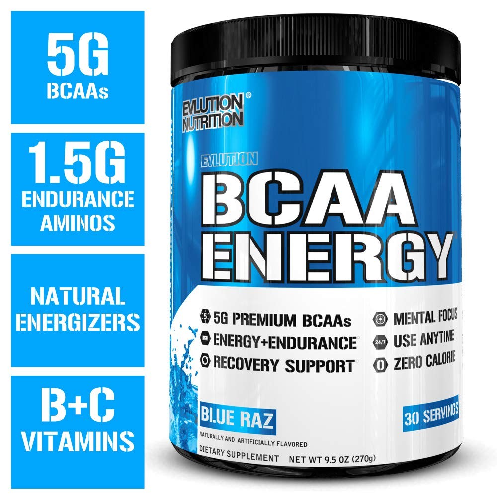 Evlution Nutrition BCAA Energy review