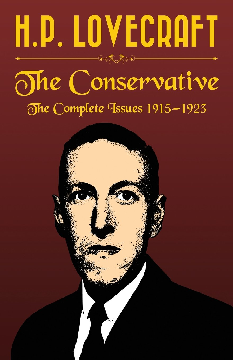 the conservative h p lovecraft com books