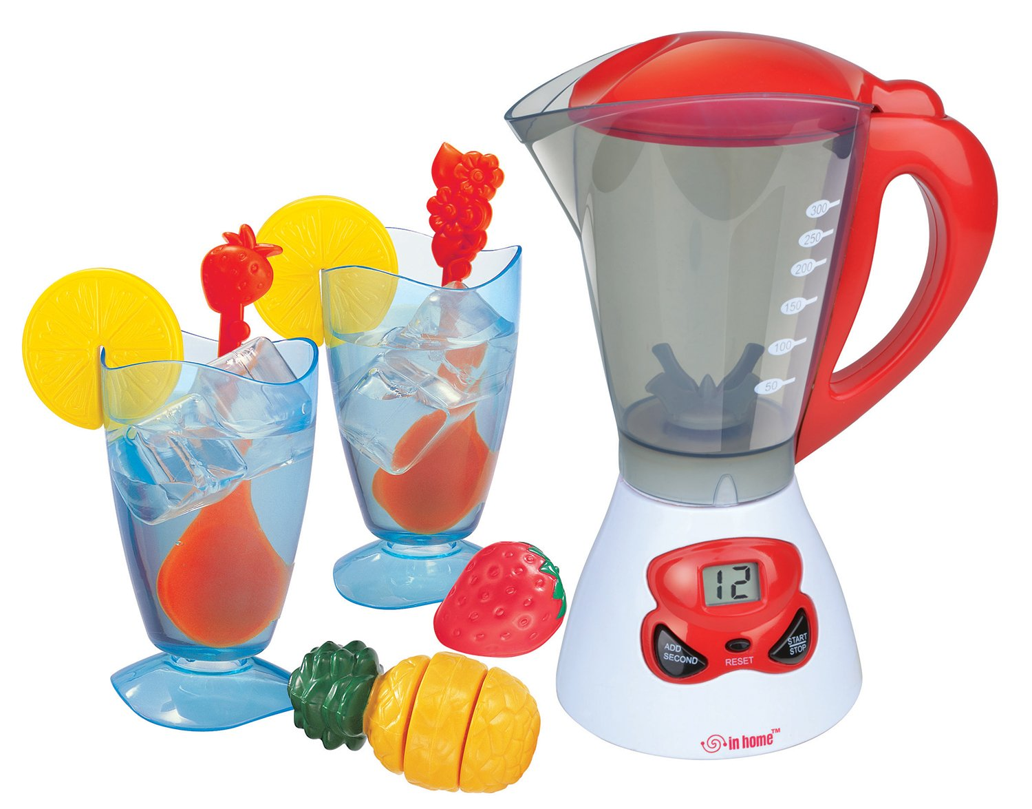 Redbox Electronic Blender Play Set and LCD display