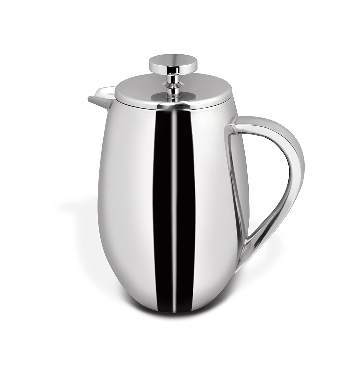 Bed bath beyond french press - Amazon Com Cuisinox Double Walled French Press 1 0 Litre Stainless Steel French Press Kitchen Dining