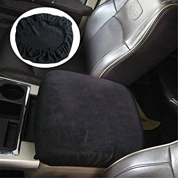 Car Armrest Pad Center Console Protector Pad Cover For Dodge Ram Pickup Trucks*