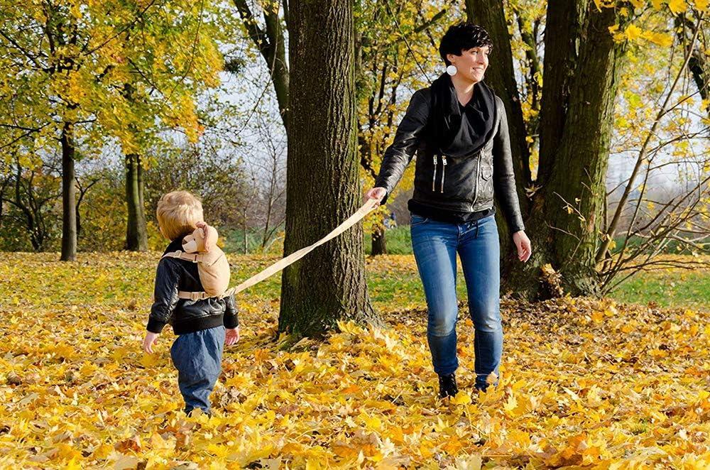 Asistente Para Caminar Ajustable Para Ni/ños Arn/és Y Riendas Para Caminar Arn/és De Seguridad Para Ni/ños Peque/ños Tigre