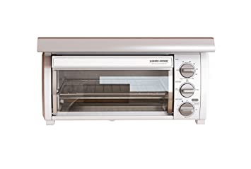Charmant Amazon.com: Black U0026 Decker TROS1500 SpaceMaker Traditional Toaster Oven,  White: Under Cabinet Toaster Oven: Kitchen U0026 Dining