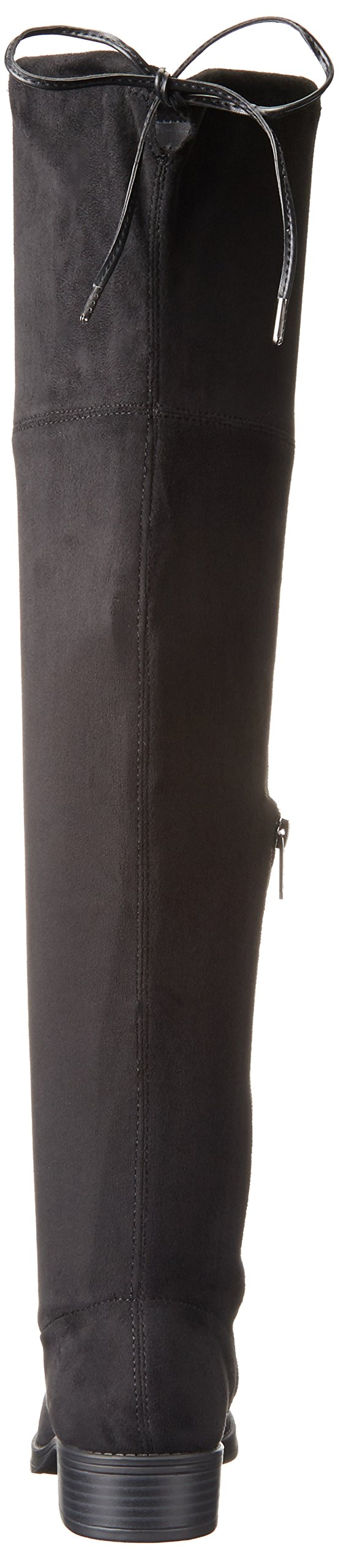 Circus by Sam Edelman Women's Peyton Over The Knee Boot, Black, 6.5 Medium US by Circus by Sam Edelman (Image #2)