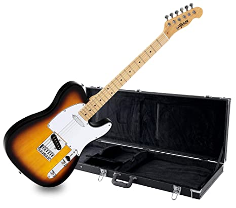Shaman Element Series TCX-100VS - Juego de maletas para guitarra ...