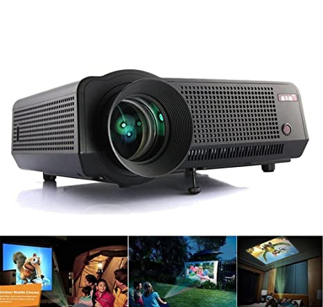 Tecnología LED proyector HD proyector Flylink 2600 lumens 14.73 cm ...