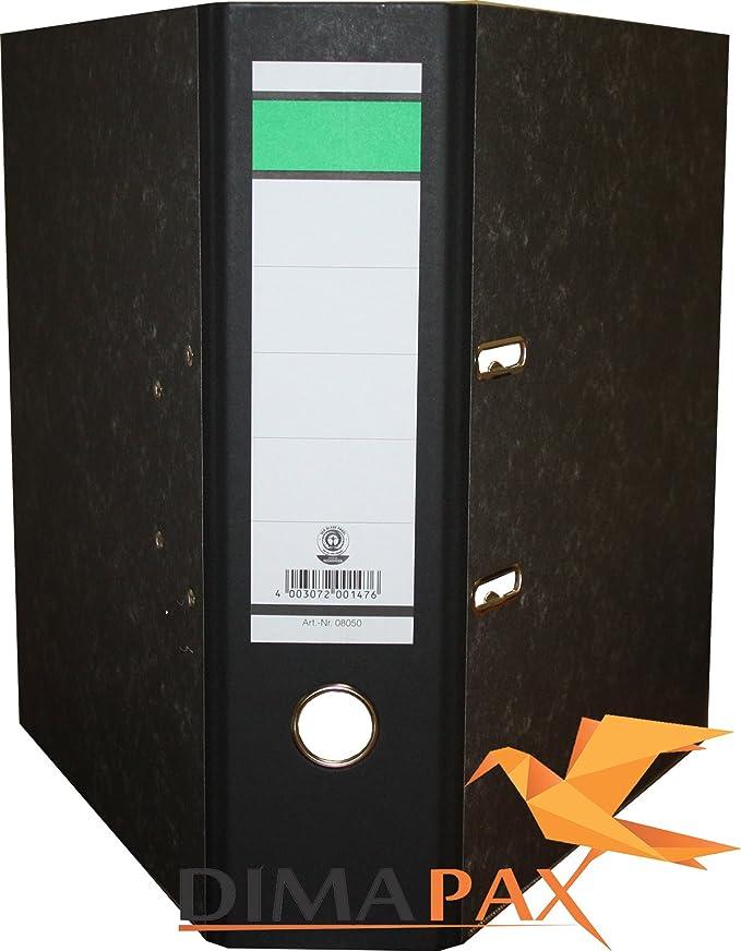 40x Aktenordner DIN A4 Ringordner Büroordner 80mm Briefordner gemischt gebraucht