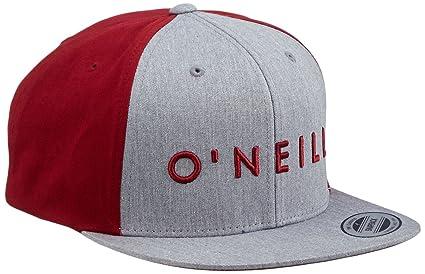 O Neill BM yambo Cap Headwear, Hombre, BM yambo Cap, Cuerpo A Cuerpo De Plata, 0: Amazon.es: Deportes y aire libre